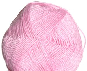 Crystal Palace Panda Silk Yarn - 3003 Strawberry Cream (Discontinued)