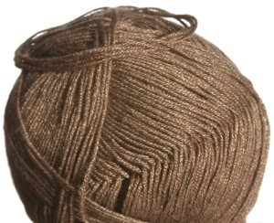 Crystal Palace Panda Silk Yarn - 3021 Cafe Mocha (Discontinued)
