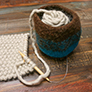 Cascade Felted Yarn Bowl Kit