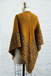 Manos del Uruguay The Interesting Bits Scarf or Shawl  Kit - Scarf and Shawls