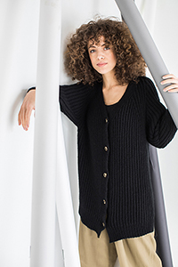Woolfolk Trae Cardigan Kit - Women's Cardigans