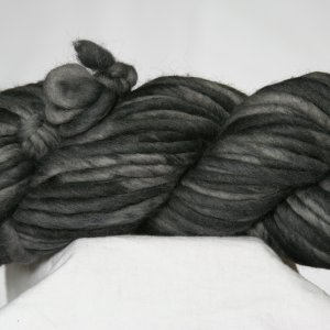 Blue Sky Alpacas Blue Sky Bulky Yarn - 3006 - Black on Gray