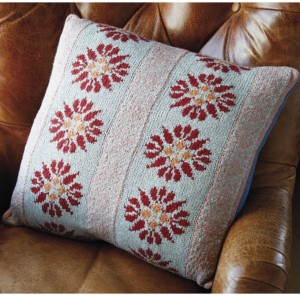 Rowan SoftYak DK Torfinn Cushion Kit - Home Accessories