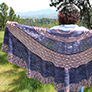 Madelinetosh Mad Bee Shawl (DK weight) Kit