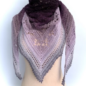 Scheepjes Timetraveler shawl Kit - Crochet for Adults