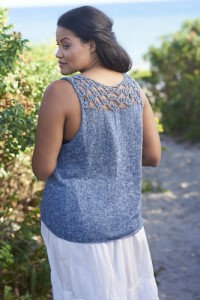 Berroco Newbury Tank Kit - Women's Sleeveless
