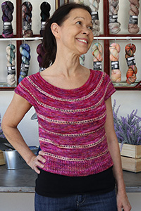 Madelinetosh Coronis Pullover Kit - Women's Pullovers
