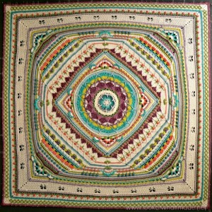 Scheepjes Sophie's Universe Blanket Kit - Crochet for Home