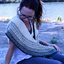 Long Island Yarn & Farm Gerard Shawl Kit