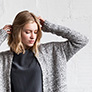 Woolfolk Birk Cardigan Kit