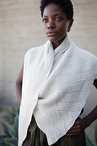 Woolfolk Skala Shawl Kit - Scarf and Shawls
