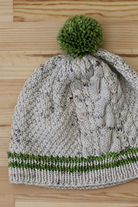 Madelinetosh Folklore Hat Kit - Hats and Gloves