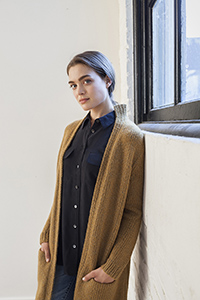 Woolfolk Gus Cardigan Kit - Women's Cardigans