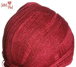 Classic Elite Silky Alpaca Lace Yarn - 2432 Garnet (Stitch Red) (Backordered)