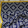 Scheepjes Midnight Snowflakes Blanket Kit