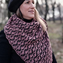 Madelinetosh Twilight Bloom Shawl Kit