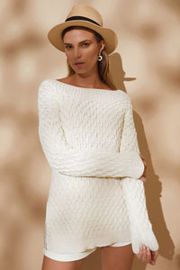 Rowan Honey Pullover Kit - Women's Pullovers