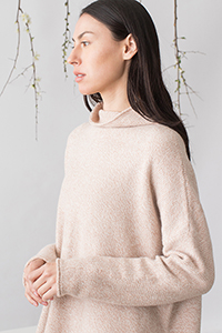 Woolfolk Paeon Pullover Kit - Women's Pullovers