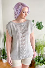 Madelinetosh Botanical Tee Kit