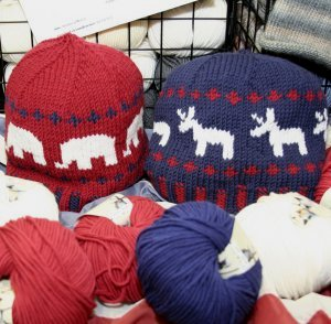 Berroco Pure Merino Election Hats Kit - Hats and Gloves