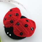 Lantern Moon Tape Measures - Ladybug Measuring Tape (Discontinued)