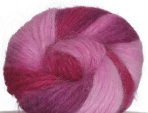 Lorna's Laces Angel Yarn - Tickled Pink
