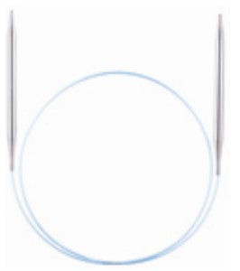 "Addi Turbo Circular Needles - US 17 - 20"" Needles"