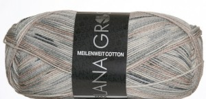 Lana Grossa Meilenweit Cotton Max Yarn