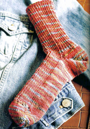 Lorna's Laces Shepherd Sock Toe Up Socks Kit - Socks