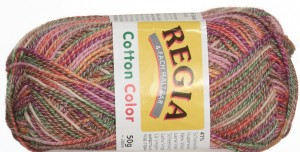 Regia Cotton Color Yarn - 5408 - Jazz