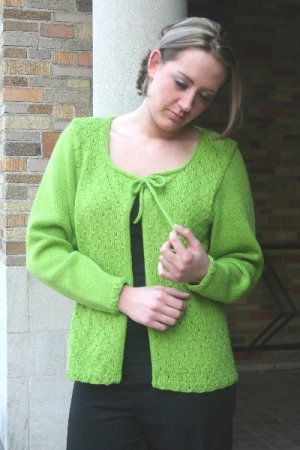 Knitting at Knoon Patterns - Hyacinth Pattern