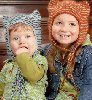 Blue Sky Fibers Suri Merino Kitty Hat Kit
