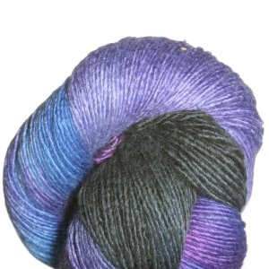 Lorna's Laces Lion and Lamb Yarn - Blueberry Snowcone