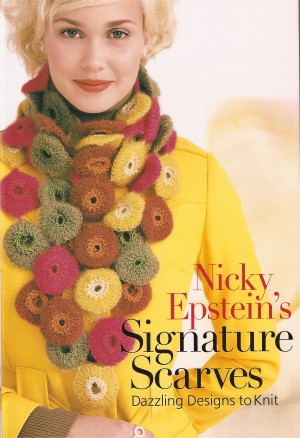 Nicky Epstein Books - Signature Scarves