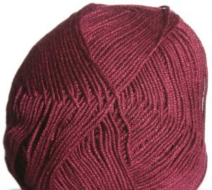 Crystal Palace Panda Silk Yarn - 3011 Sangria (Discontinued)
