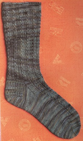 Lorna's Laces Shepherd Sock Conwy Kit - Socks