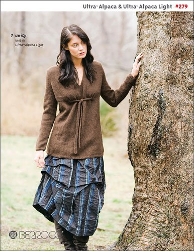 Berroco Pattern Books - 279 - Ultra Alpaca/Ultra Alpaca Light (Discontinued)