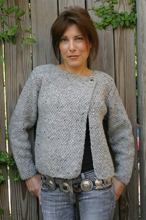 Dolce Handknits Patterns - Tribeca Pattern