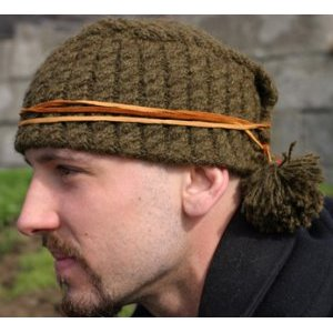 Mac & Me Patterns - 091 Urban Cable Hat Pattern