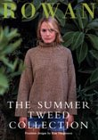 Rowan Pattern Books - The Summer Tweed Collection