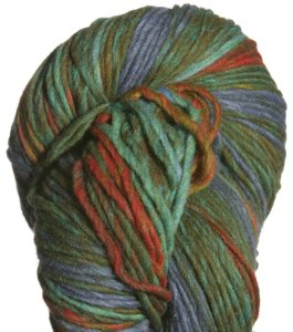 Rowan Colourscape Chunky Yarn - 437 Camouflage (Discontinued)