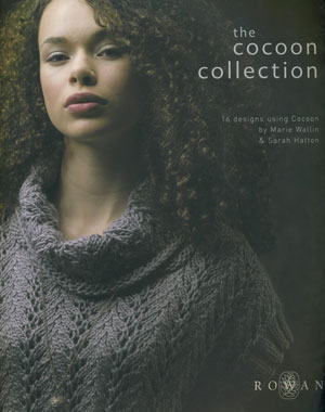 Rowan Pattern Books - Cocoon Collection