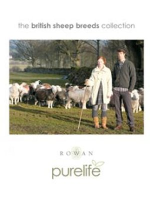 Rowan Pattern Books - The British Sheep Breeds Collection