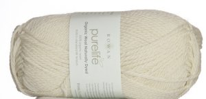 Rowan Purelife Organic Wool Yarn - 600 Natural