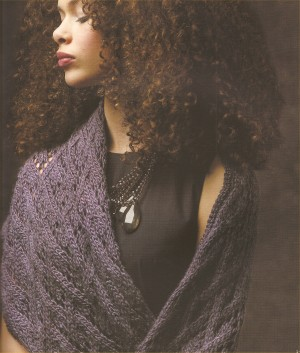 Rowan Cocoon Selene Wrap Kit - Scarf and Shawls