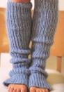 Lorna's Laces Shepherd Worsted Super-Easy Leg Warmers Kit