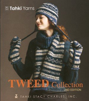 Tahki Books - Tweed Collection - 2nd Edition