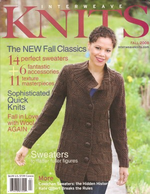 Interweave Knits Magazine - '08 Fall