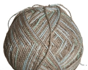 Crystal Palace Panda Soy Yarn - 2001 - Cocoa Mint