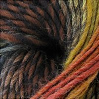 Berroco Geode Yarn - 3644 - Rainbow Agate (Discontinued)